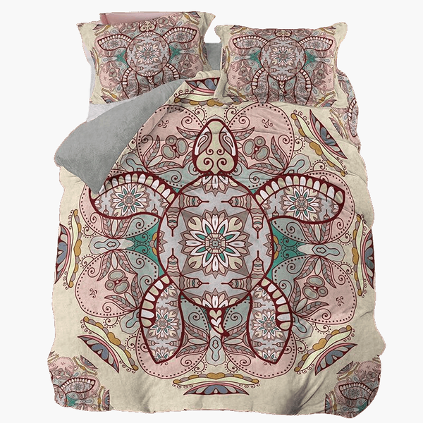Protection couette animal tortue