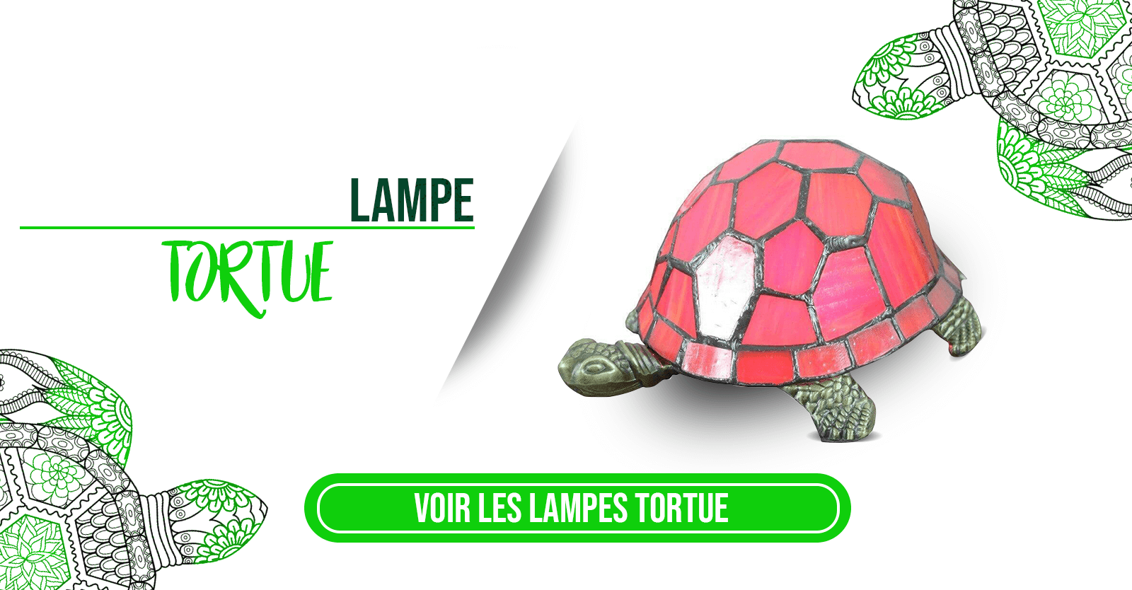 Lampes-tortue