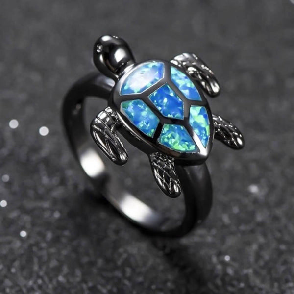 Alliance Tortue Bleu Azur