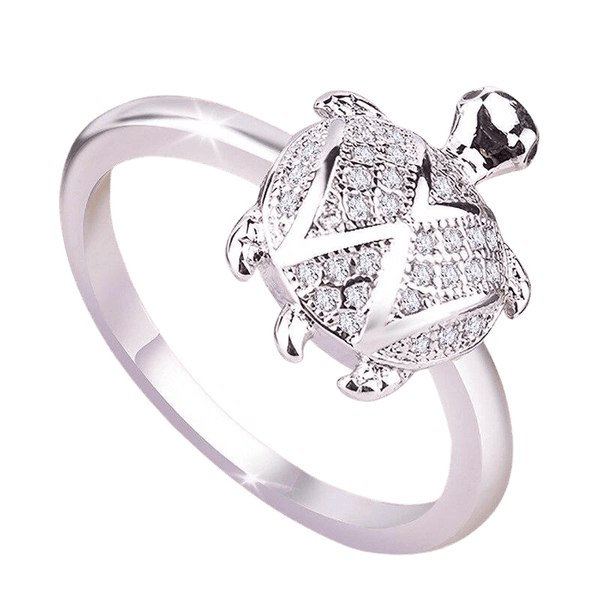 Bague Tortue Flambant