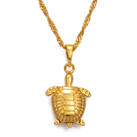 Pendentif Tortue Protectrice
