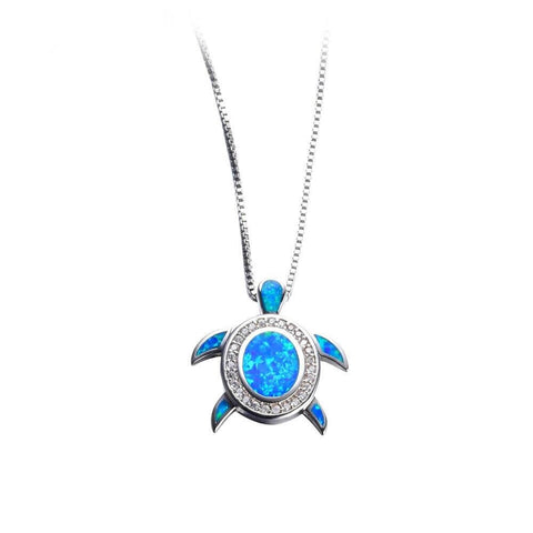 Collier Cou Tortue Passion