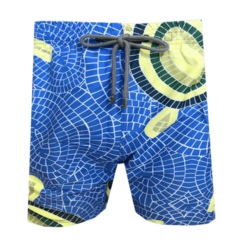 Short de Bain Tortue Piscine