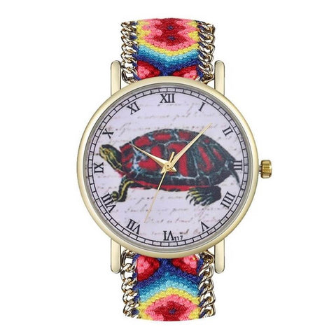 Bracelet Montre Tortue Captain Hermann