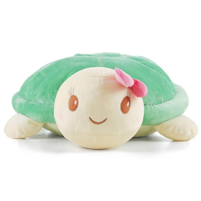 Peluche Tortue Famille Fille