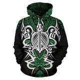 Sweat Shirt Tortue Urban Vert