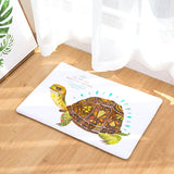 Tapis de WC Tortue Protectrice