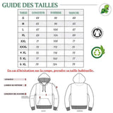 Guide des Tailles Pull Sweat shirt Association