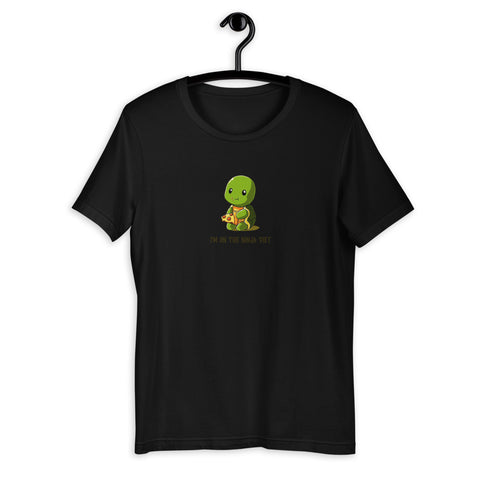 Tee-Shirt Tortue <br> Pizza Ninja