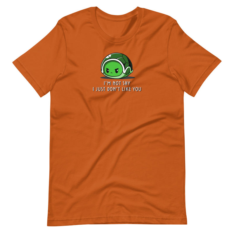 Tee-Shirt Tortue <br> Funny