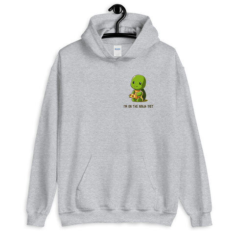 Sweat à capuche Tortue <br> Ninja