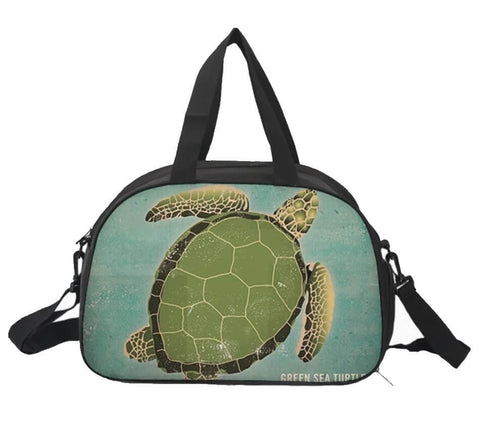 Sac de voyage Tortue Green Sea