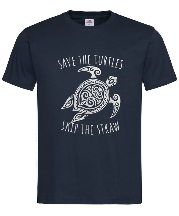 T Shirt Tortue modèle Save the Turtles