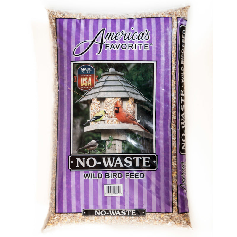 No Waste Bird Feed