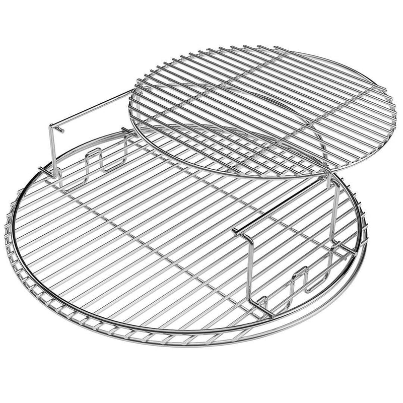 Big Green Egg Large Egg 2 Tier Cooking Rack