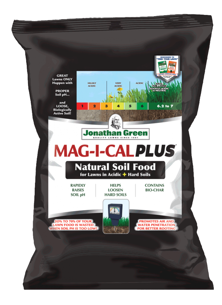 MAG-I-CAL Plus for Lawns in Acidic & Hard Soil