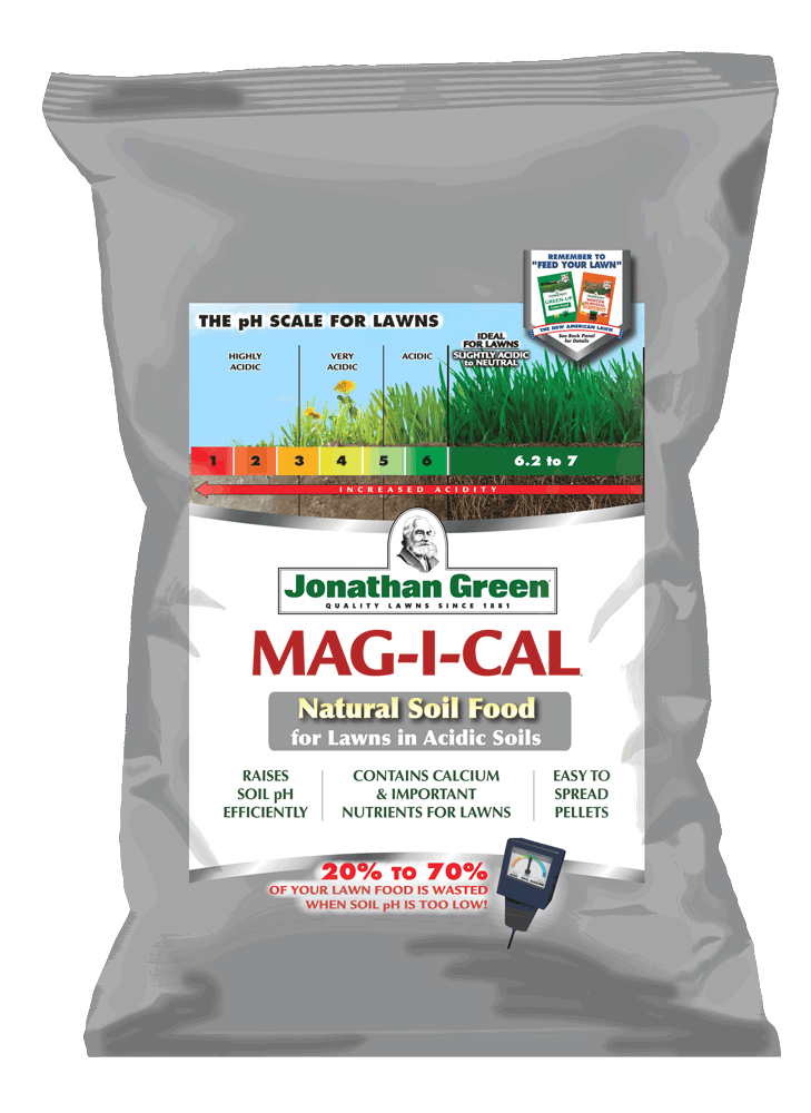 MAG-I-CAL for Lawns in Acidic Soil