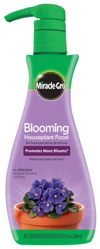 Miracle Gro Blooming Houseplant Food