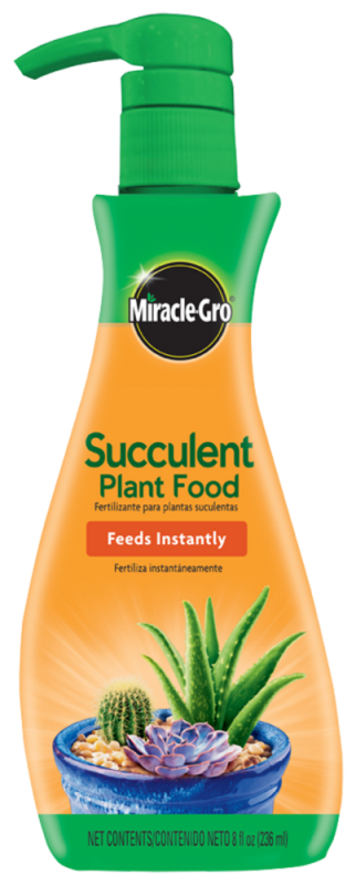 Miracle Gro Succulent Plant Food