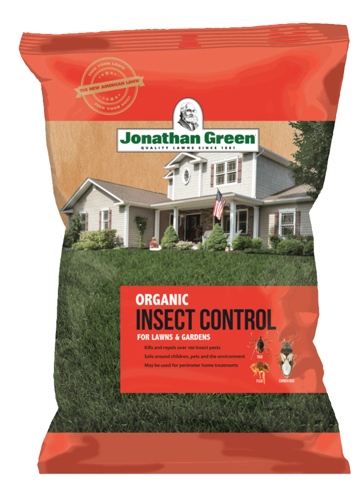 Orgainc Insect Control