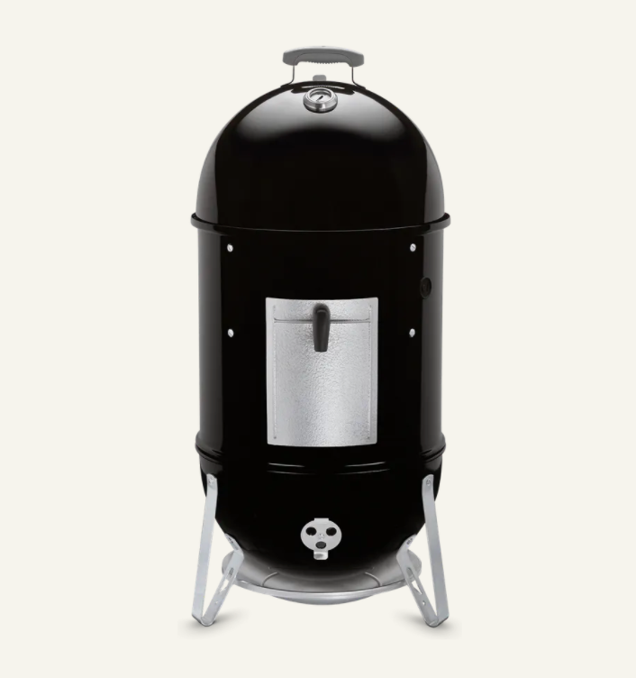 "Smokey Mountain Cooker 18"" Black"