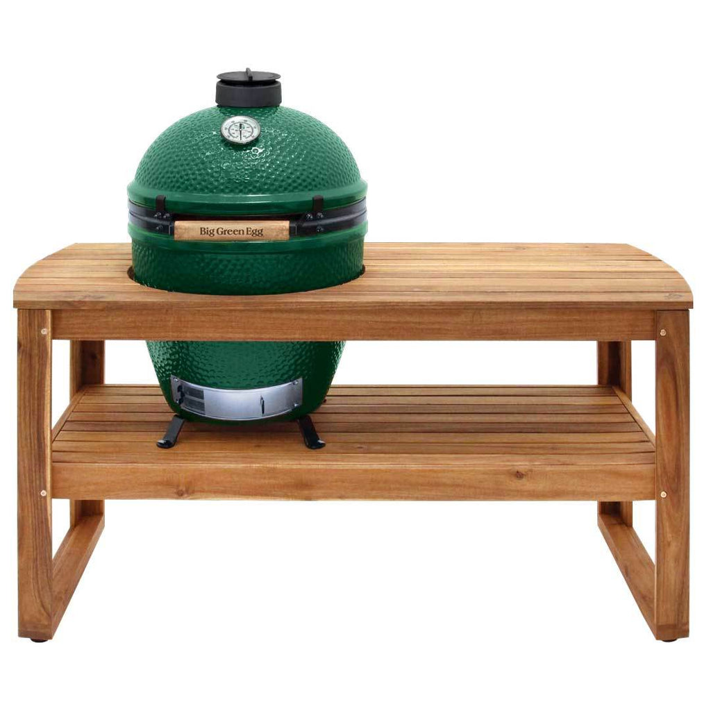 Big Green Egg Large Acacia Table