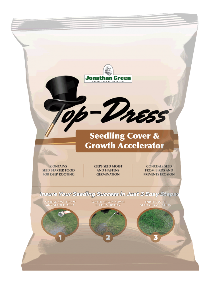 Top Dress Seedling Cover & Growth Accelerator
