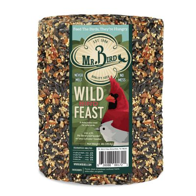 Wild Bird Feast Large Cylinder