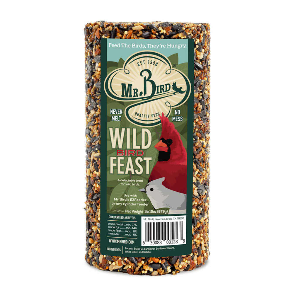 Wild Bird Feast Small Cylinder