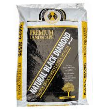 Black Diamond Triple Shred Mulch - 1 Cubic Foot