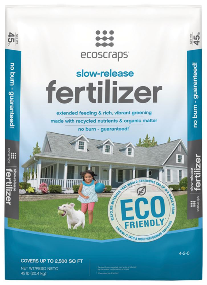 Ecoscraps Slow-Release Fertilizer