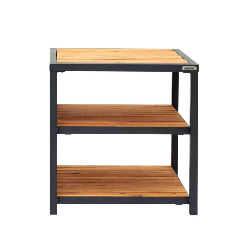 Big Green Egg Expansion Frame Shelves