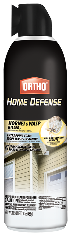 Ortho Home Defense Hornet and Wasp Killer