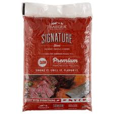Traeger Signature Pellets