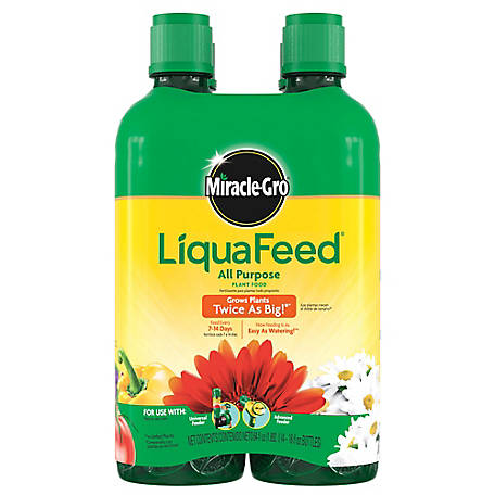 Miracle Gro Liquafeed All Purpose - 4 Pack