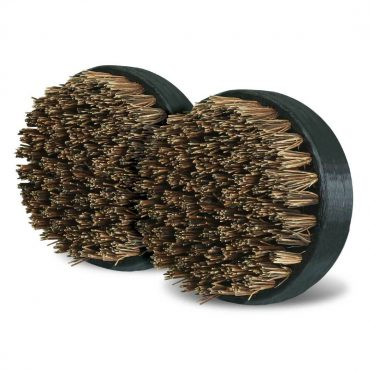 Dual Brush Grill Scrubber replacement heads