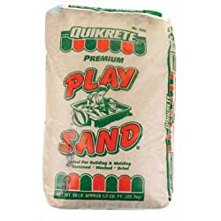 Play Sand - 0.5 Cubic Foot