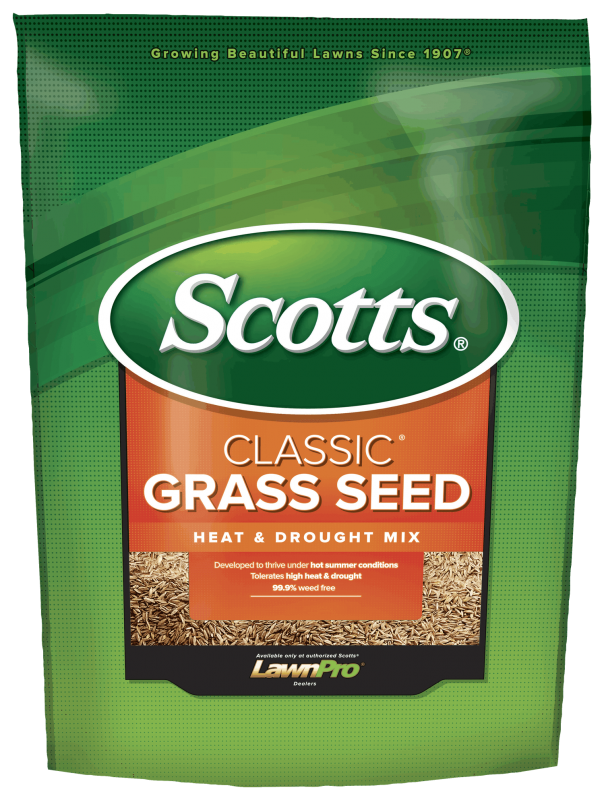 Scotts Classic Heat Resistant Grass Seed Mix