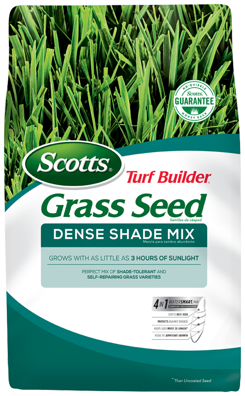 Scotts Turf Builder Dense Shade Grass Seed Mix