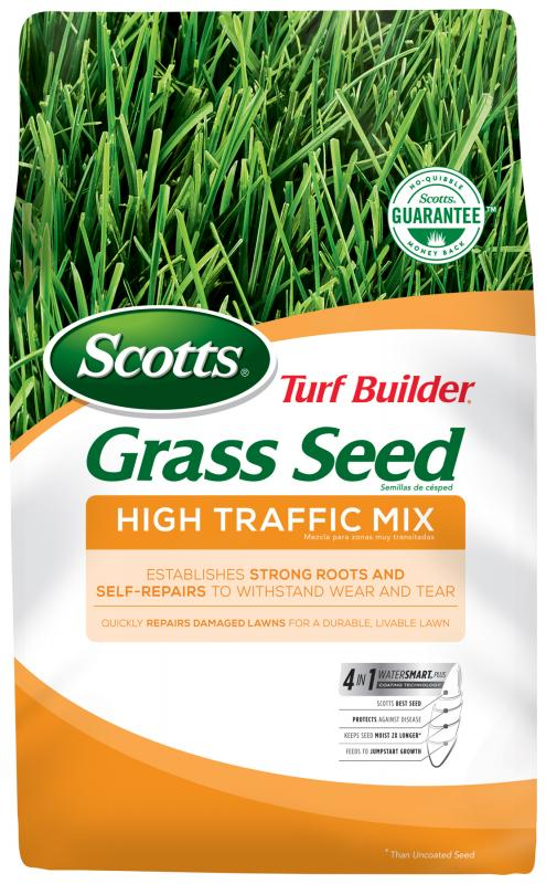 Scotts Turf Builder High Traffic Grass Seed Mix
