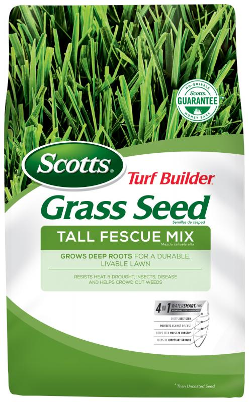 Scotts Turf Builder Tall Fescue Grass Seed