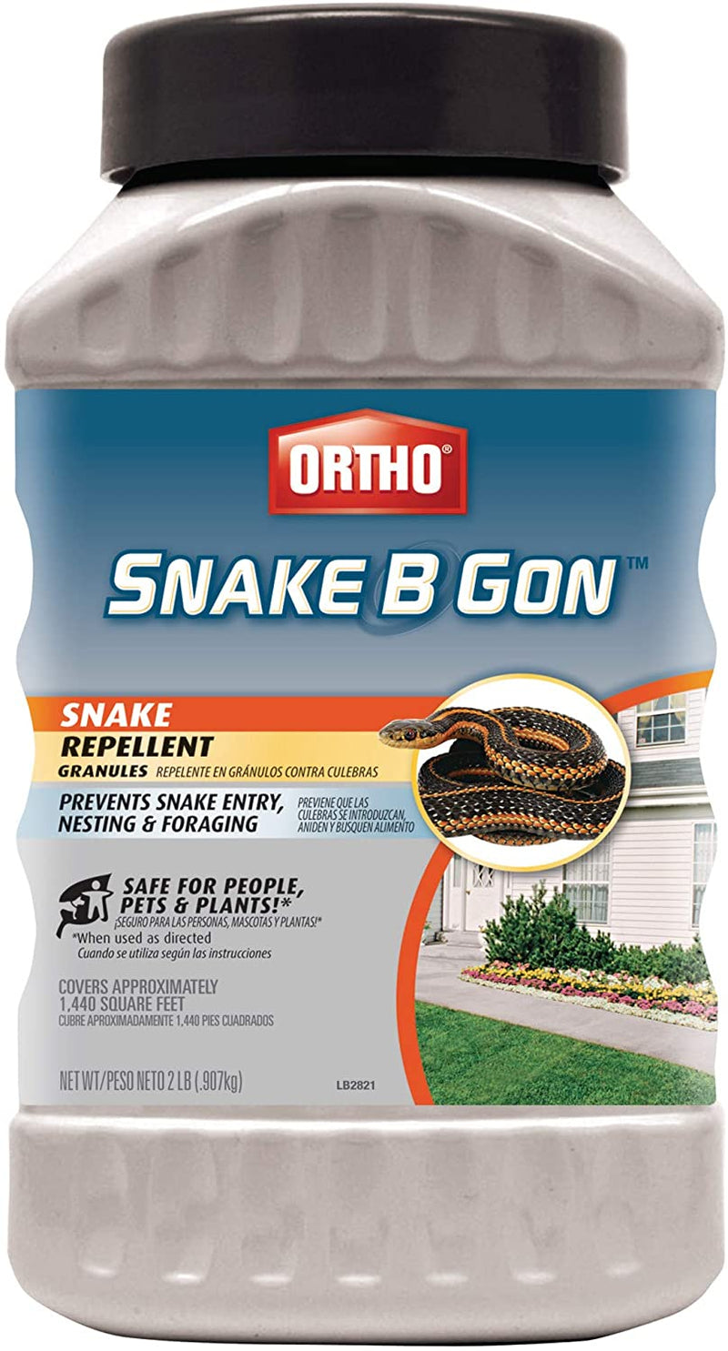 Ortho Snake B Gone Snake Repellent