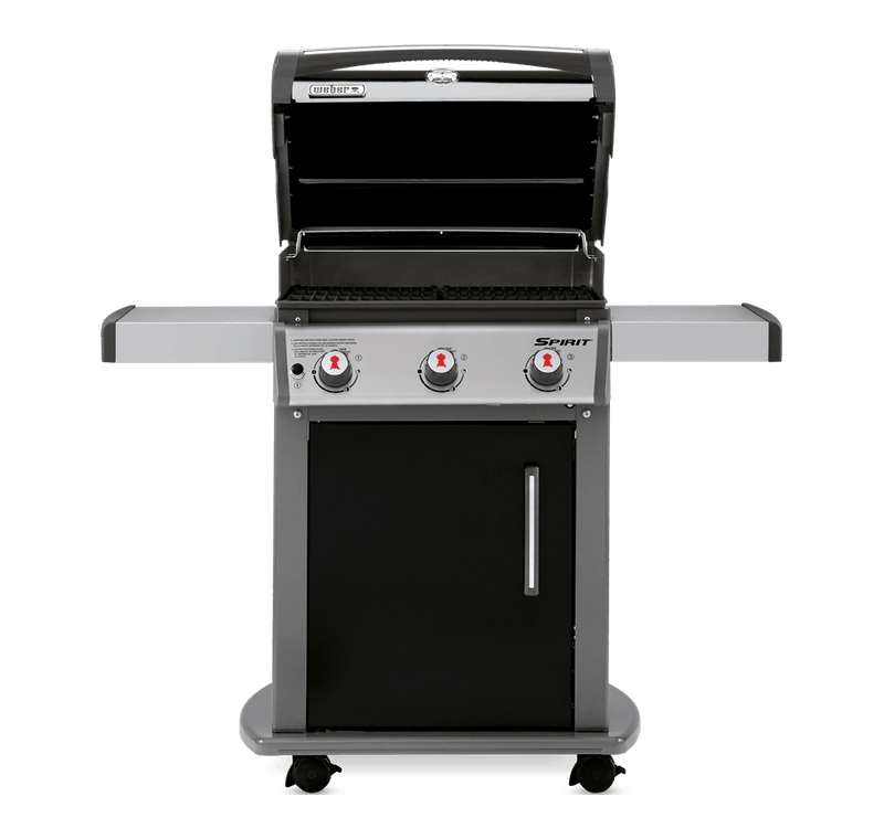 Weber Spirit E-310 LP- Black