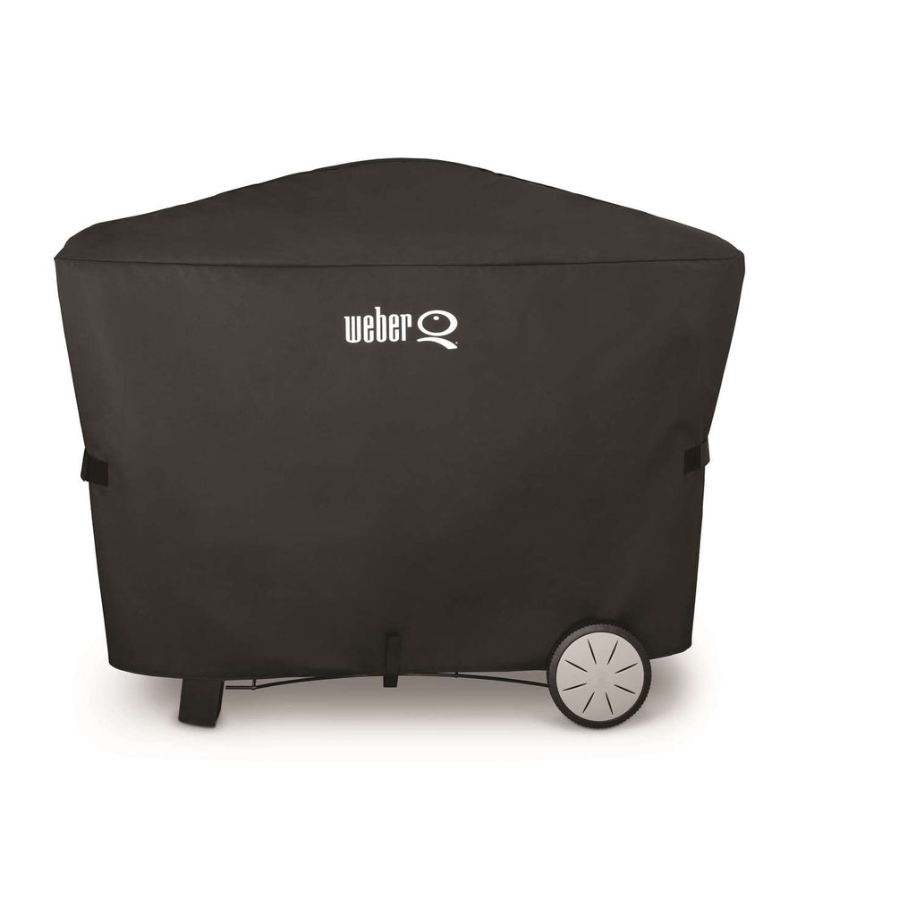 Weber Q3000/300 Grill Cover with Patio Cart