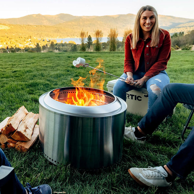 Yukon Solo Stove with Stand