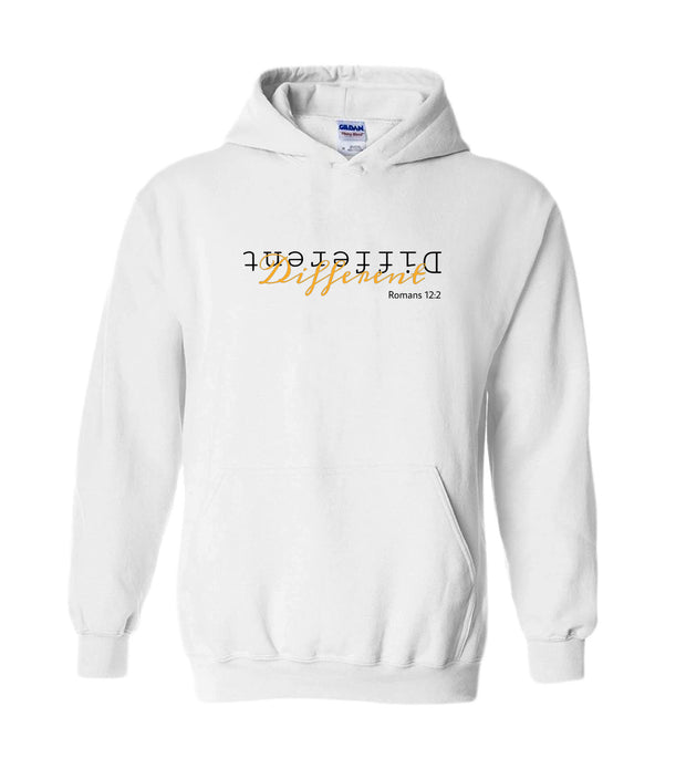Different - Romans 12:2 - Hoodie