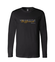 Different - Romans 12:2 - Long sleeve