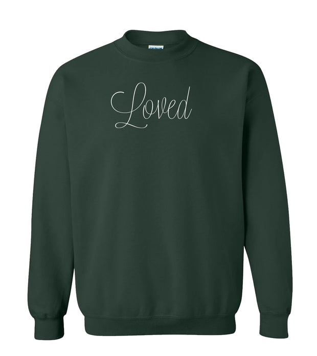 Loved - Crewneck