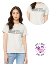 Skincare First Kindness Always™ Bella Jersey Vintage White T-Shirt