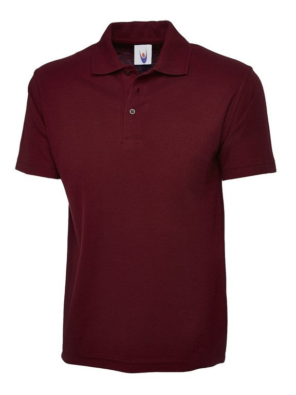 Unisex Classic Polo Shirt (P81 (UC101)) - Maroon